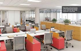 bureau de travail etude steelcase sur la vie au bureau et les espaces de travail à