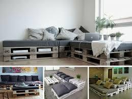 faire un canap en palette canape interieur en palette avec articles with faire un canape lit