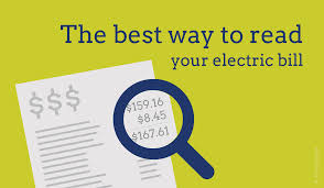 the simple way to read your electric bill energysage