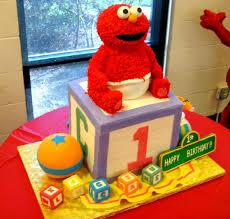 elmo birthday cakes 3d baby elmo birthday cake best birthday cakes