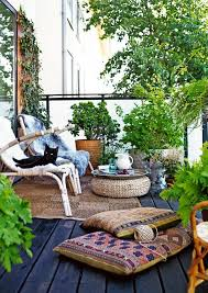 Outdoor Bamboo Rugs For Patios 15 Tiny Outdoor Garden Ideas For The Urban Dweller Outdoor