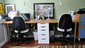Ikea Office Desks For Home Images Of 2 Person Desk For Home Office Home Design Ideas