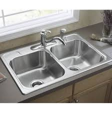 Sterling Plumbing Kitchen Sinks Drop In The Somerville Bath - Sterling kitchen sinks