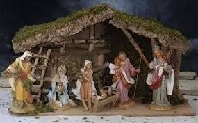 nativity sets 6 12 inch fontanini nativity set catholic superstore