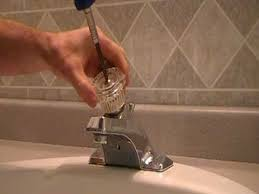 How To Fix A Leaky Bathroom Faucet How To Replace Repair A Leaky Moen Cartridge In A Bathroom Set Of