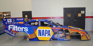 capps napa filters dodge team springs ahead toward gatornationals