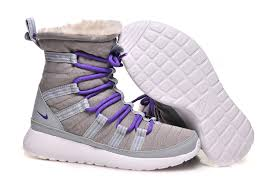 womens boots nike roshe one hi print womens sneakerboot