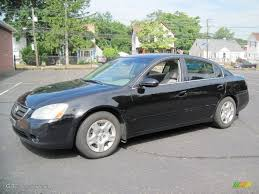 Nissan Altima Black - 2002 super black nissan altima 2 5 s 56610209 gtcarlot com