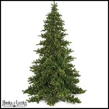 artificial fir trees pre lit artificial fraser fir