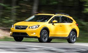 lifted subaru xv 2015 subaru xv crosstrek 2 0i test u2013 review u2013 car and driver