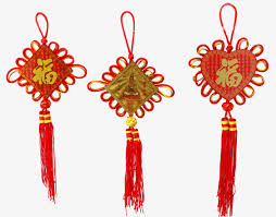 knot ornaments knot new year decoration