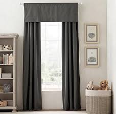 Cotton Curtains And Drapes Cotton Canvas Drapery Panel
