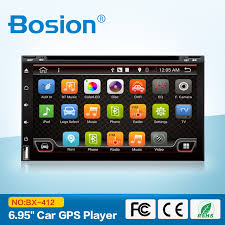 2 player android bosion 6 95 2 din android 6 0 car dvd player hd touch screen
