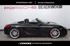 porsche boxster s lease 2014 used porsche boxster 2dr roadster s 39mos lease just 729