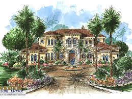 design ideas 27 luxury home plans luxury house plans tuscan