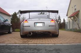 nissan 350z japspeed exhaust official single exhaust pics thread page 17 my350z com