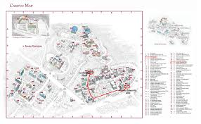 Boston College Campus Map by Korea University Map Korea University Campus Map South Korea