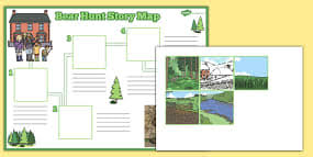 going on a bear hunt coloring pages bear hunt colouring sheets bear hunt colouring sheets