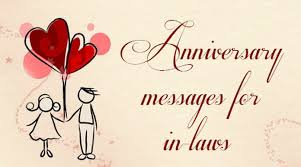 New Wedding Anniversary Message To Anniversary Messages For In Laws Marriage Anniversary Wishes
