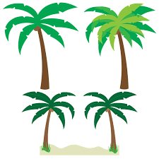 free illustration palm trees trees palm tree vector free