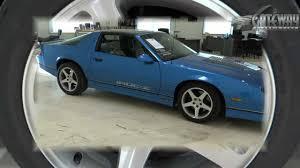 1987 chevrolet camaro z28 1987 chevrolet camaro iroc z28 for sale chi 210