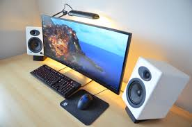 minimalist computer speakers 330 best computer place images on pinterest pc setup desk setup