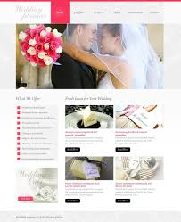 wedding planner website wedding planner website template 30949