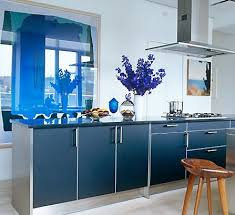 navy blue kitchen cabinet design navy blue kitchen cabinets designs