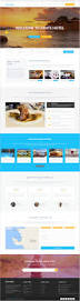 zante hotel is a wonderful 4in1 responsive html bootstrap