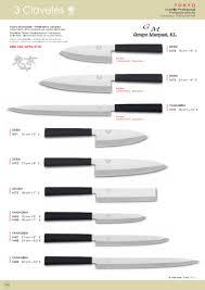 professional knives cook cuchillos cocina tokyo 3 claveles