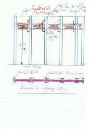 hauteur des meubles de cuisine hauteur standard meuble cuisine 21792 sprint co