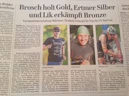 Wetter Bad Orb 7 Tage Triathlet Florian Brosch