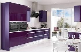 purple kitchen design metropolitan gloss purple kitchen design garden office