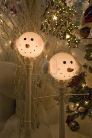 Unique Outdoor Christmas Decorations by 33 Best Snowman Lamp Post Cover Images On Pinterest Christmas