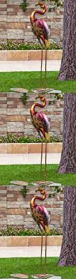 statues and lawn ornaments 29511 pink flamingo lawn ornaments