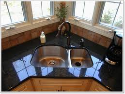 stainless corner sink furniture amazing double silver stainless corner kitchen sink with