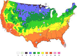Ohio Map Us by Our Hardiness Zone Map Gets A Refresh U2022 Arbor Day Blog