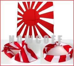 japanese headband rising sun bandana headband scarf japanese kamikaze hairband biker