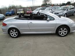 used 2007 peugeot 307 cc s coupe cabriolet was 3500 now for sale