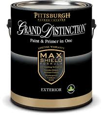 pittsburgh grand distinction paint review