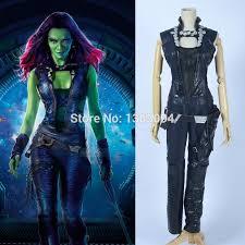gamora costume guardians of the galaxy gamora costumes women