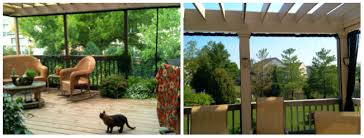 Curtains For Pergola Shade Solutions U2013 Pergolas Canopies And Mosquito Curtains