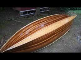 Small Wooden Boat Plans Free Online by Wood Boat Building Stitch And Glue Duck Boat Plans Youtube