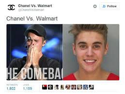 Wal Mart Meme - chanel vs walmart memes best tweets of 2015