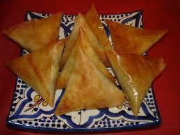 cuisine marocaine brick bricks aux épinards et jben breiwat briouat les