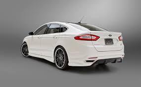 2013 ford fusion spoiler 2013 ford fusion rear deck lip spoiler 692037