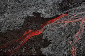 Hawaii Lava Flow Map Hawaiʻi Volcanoes National Park Wikipedia