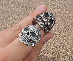 mens rings skull images 30 off stainless steel skull ring for men jpg