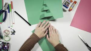 make your own christmas cards make your own pop up christmas card christmas tree