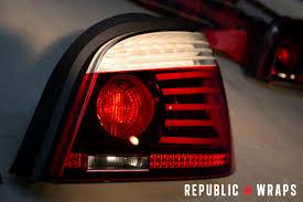 Tail Light Out Venom M5 Rwc Blackout Whiteout Tail Light Mod Updated Pics